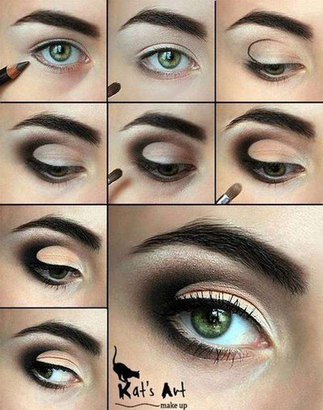 20 Amazing Eye Makeup Tutorials 111 20 Amazing Eye Makeup Tutorials