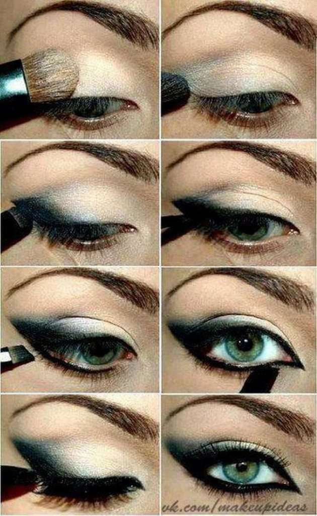 20 Amazing Eye Makeup Tutorials 151 630x1024 20 Amazing Eye Makeup Tutorials