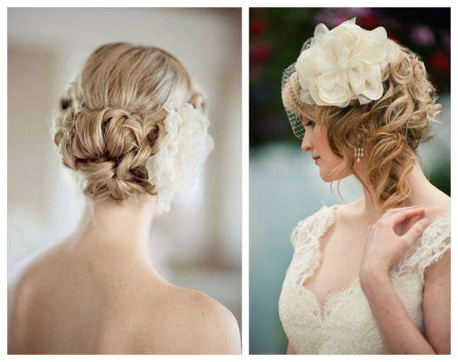 23 Romantic Wedding Hairstyles For Long Hair: Lovely And Romantic Bridal Hairstyles