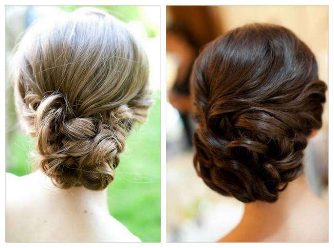 Incredible Lovely And Romantic Bridal Hairstyles Short Hairstyles Gunalazisus