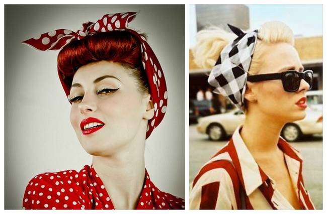 Pin Up Hairstyles For Short Hair: 25 Best Vintage Outfit Ideas For A Perfect Vintage Look