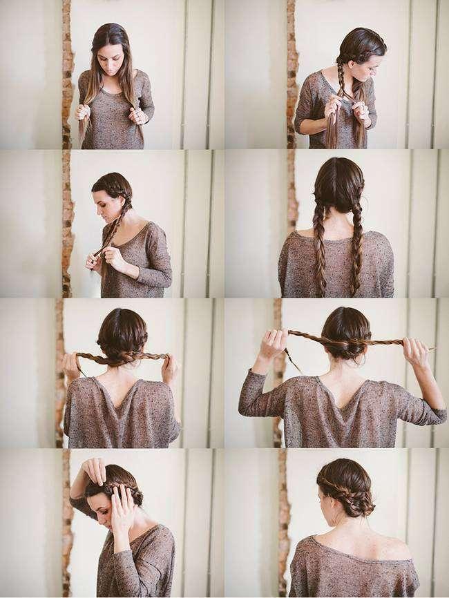 Strange 20 Amazing Step By Step Bun Hairstyles Short Hairstyles For Black Women Fulllsitofus