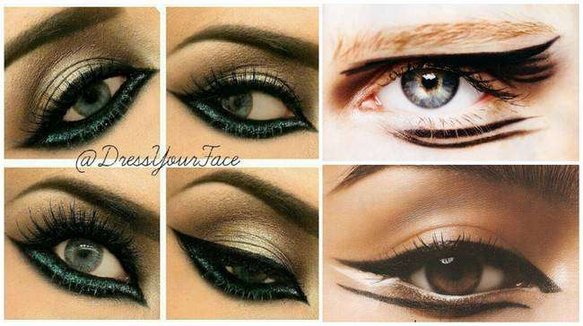 Eyeliner Ideas and Step by Step Tutorials 11 Eyeliner Ideas and Step by Step Tutorials