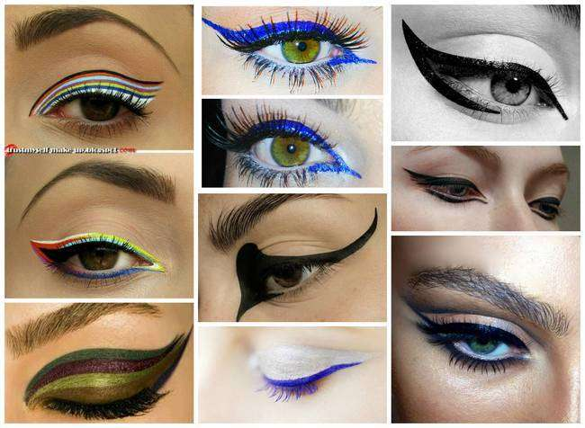Eyeliner Ideas and Step by Step Tutorials 20 Eyeliner Ideas and Step by Step Tutorials