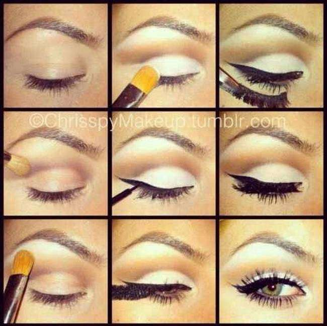 Eyeliner Ideas and Step by Step Tutorials 9 Eyeliner Ideas and Step by Step Tutorials