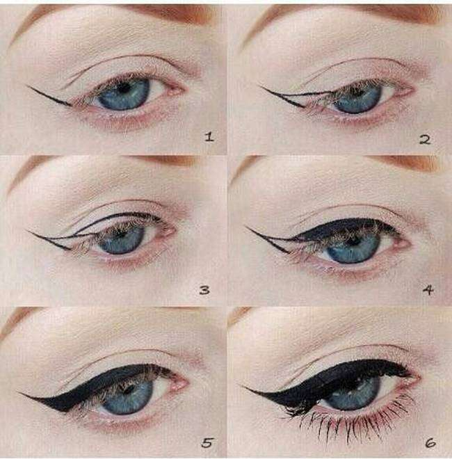 Eyeliner Ideas and Step by Step Tutorials Eyeliner Ideas and Step by Step Tutorials